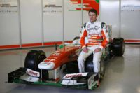 Presentata la nuova Force India VJM06