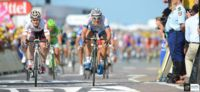 Tour de France: bis Kittel a Saint Malo, delusione Cavendish